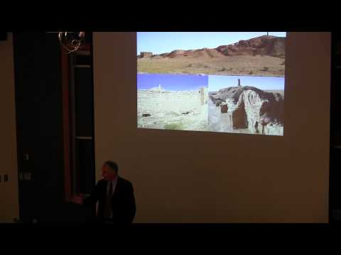 Archaeology lecture: Chemical Warfare in Syria