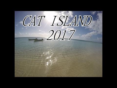 GoPro HERO 4 | AMAZING CAT ISLAND BAHAMAS | TRAVEL | 2017