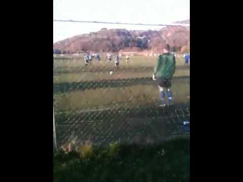 Barmouth and dyffryn football