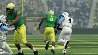 NCAA Football 14 Dynasty (R2R #15) Week 3 & 5 - Top 25 Showdown