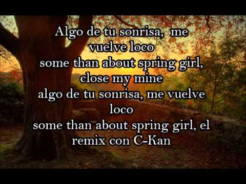 C Kan Ft Mc Magic Mujer Bonita Letra