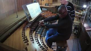 Wayne Marshall plays Introduction, Passacaglia & Fugue by Healey Willan