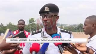 Traffic Officers Gain Life Saving Skills