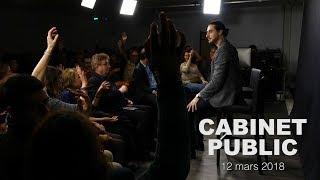 Hypnose : Cabinet Public du 12 mars 2018 (extrait)