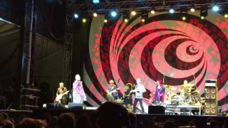 The B-52's Love Shack at Naperville, Il Ribfest 07/01/17