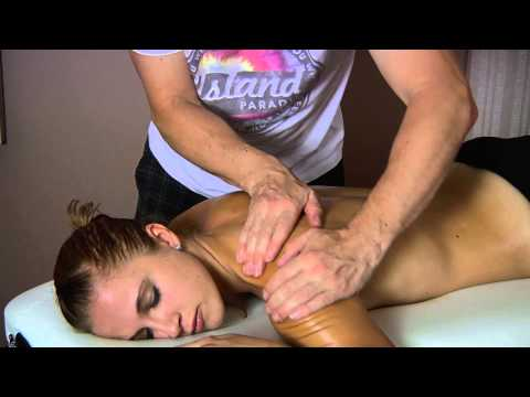 Thumbnail: Back Massage to Reduce Upper Back Pain & Relaxation - ASMR