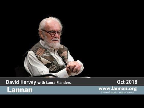 David Harvey, Talk, 24 October 2018