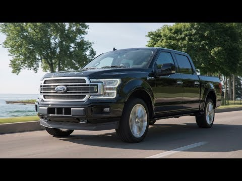 Ford F- Limited – Exterior, Interior, Driving Footage