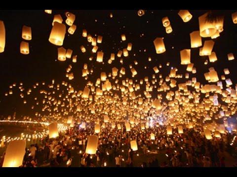 【タイ・チェンマイ】ロイクラトン祭り 2