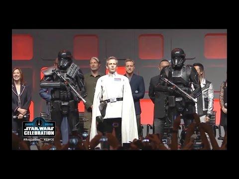 Director Krennic Entrance - Star Wars Celebration 2016