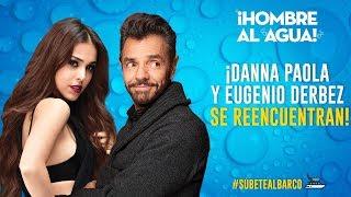 ¡Danna Paola y Eugenio Derbez se reencuentran!