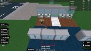Roblox gameplay!!! retail tycoon/speed build