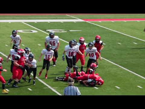 JR. WARRIORS FOOTBALL 11U