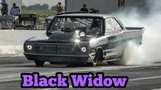 The Black Nitrous Widow has a deadly bite! thumbnail