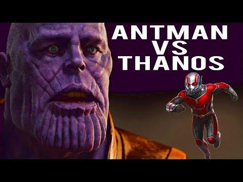 ANT-MAN VS THANOS | ENDGAME FOOTAGE!