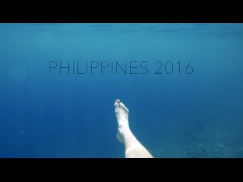 Traveling the Philippines 2016