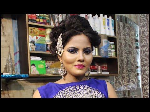 Airbrush makeup By Sam Salmani Makeovers