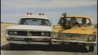 '72 Chrysler chases '66 Ford Ranchero