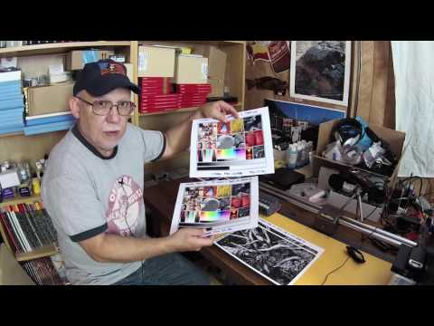 I am BACK! And the Injetcarts us PRO-10 and PRO-1 INKs are evaluated