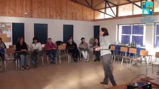 Mujeres trabajadoras y jefas de hogar: Taller Habitabilidad laboral