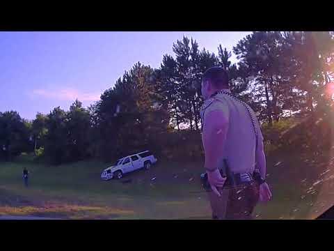 VIDEO OFFICER KILLS WOMAN ON HIGHWAY