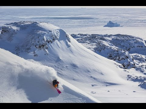 greenland - skiing the inuit land