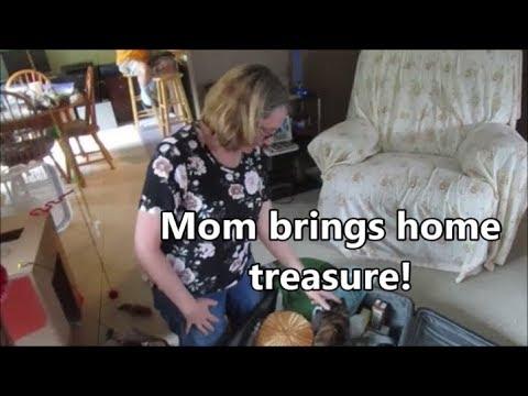 MOM Brings Treasures 7.9.19 Day 2204