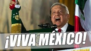 AMLO dio un Grito Histórico! ¡Los mexicanos y hasta la oposición lo elogiaron!