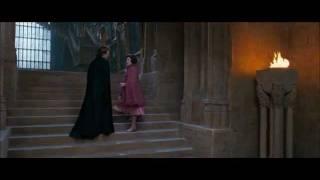 Order of the Phoenix scene - Umbridge vs. McGonigall