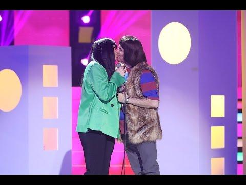 Santiago Segura y Rosa Lopez imitan a Sonny y Cher - Tu Cara Me Suena