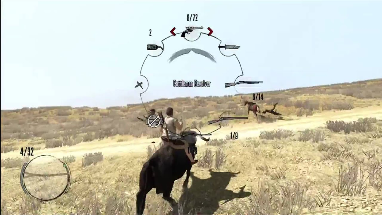 Red dead redemption super bull first look youtube
