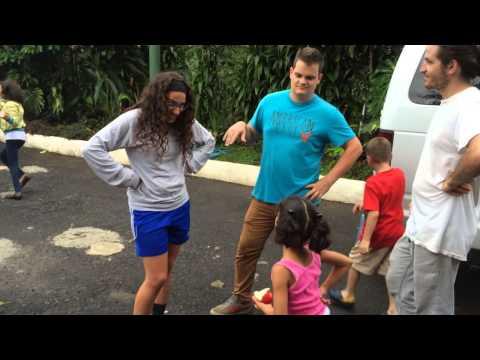 Costa Rica College Mission Trip