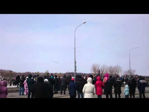 Русские Витязи омск 19.03.2016
