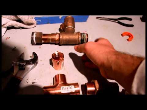 NTI Ti100 Trinity Boiler fix pressure switch replacement