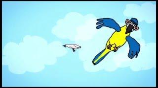 benny brun avsnitt 15 papegoja