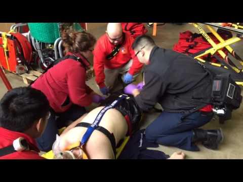 Paramedic School Practical Evolution