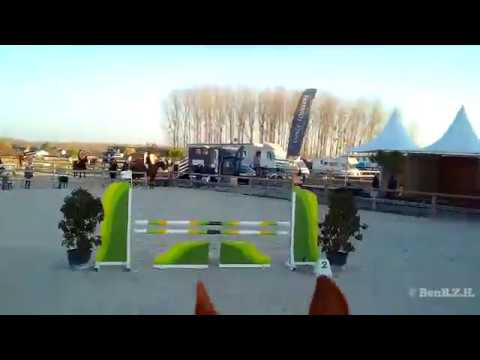 Cambox ISI3 L.  Braud - Espace Equestre Angers Corné