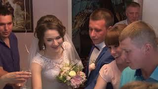 Самая красивая свадьба в Коломне