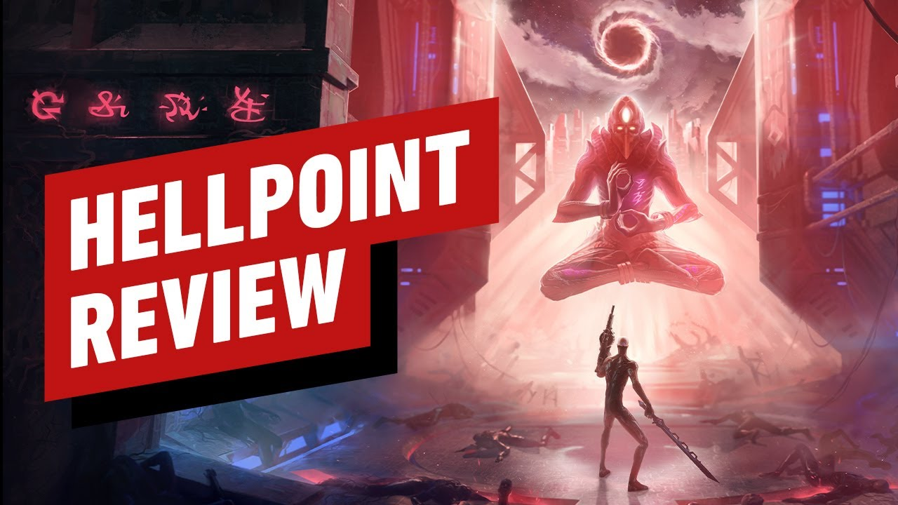 Hellpoint Review (Video Game Video Review)