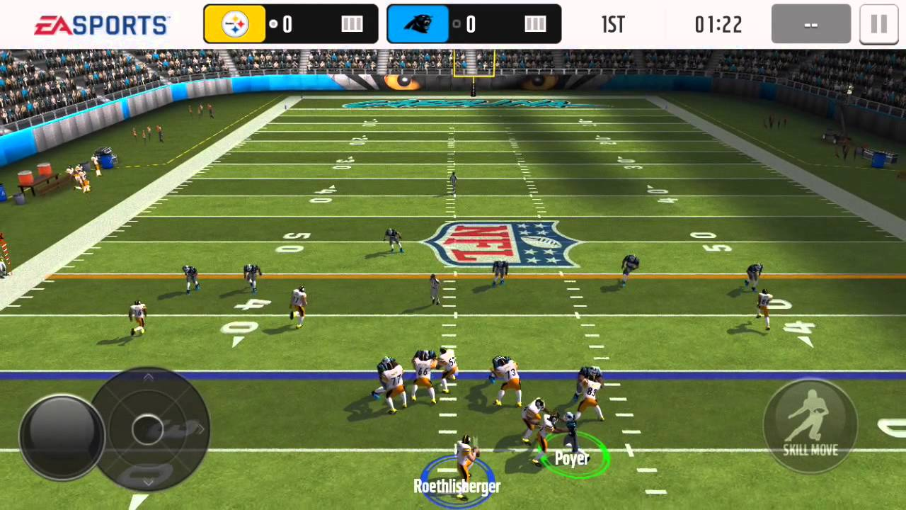 Madden NFL Mobile Gameplay   Episode #4 - YouTube