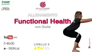 Functional Health - Livello 3 - 1  (Live)
