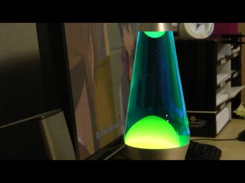 Lava Lamp How It Works
