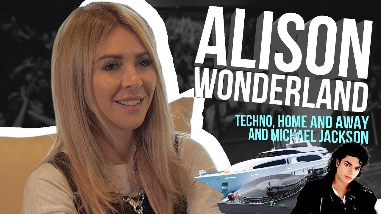 Alison wonderland i want u pmv 4