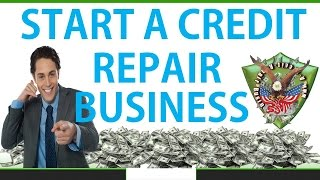 Credit Repair Business For Sale