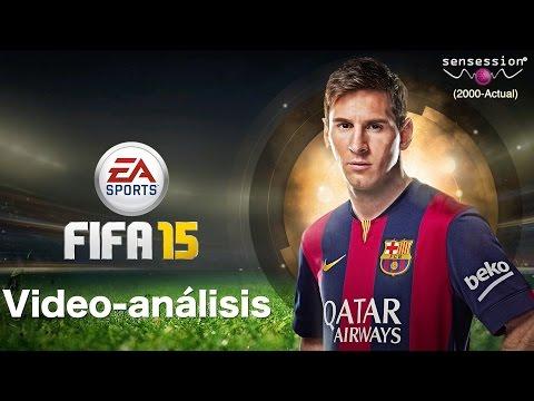 FIFA 15 Análisis Sensession 1080p (Capturas PS4)