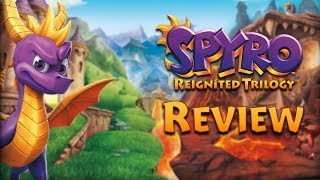 Spyro Reignited Trilogy Review - A Nostalgic Dream