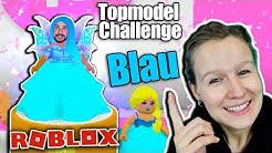 Roblox: KATHIS TOPMODEL CHALLENGE! Nur 1 Farbe bei Fashion Famous anziehen!