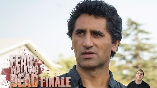 Fear the Walking Dead - Season 1 Finale Episode 6 - The Good Man - Review