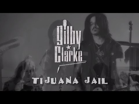 Gil Clarke  Tijuana Jail