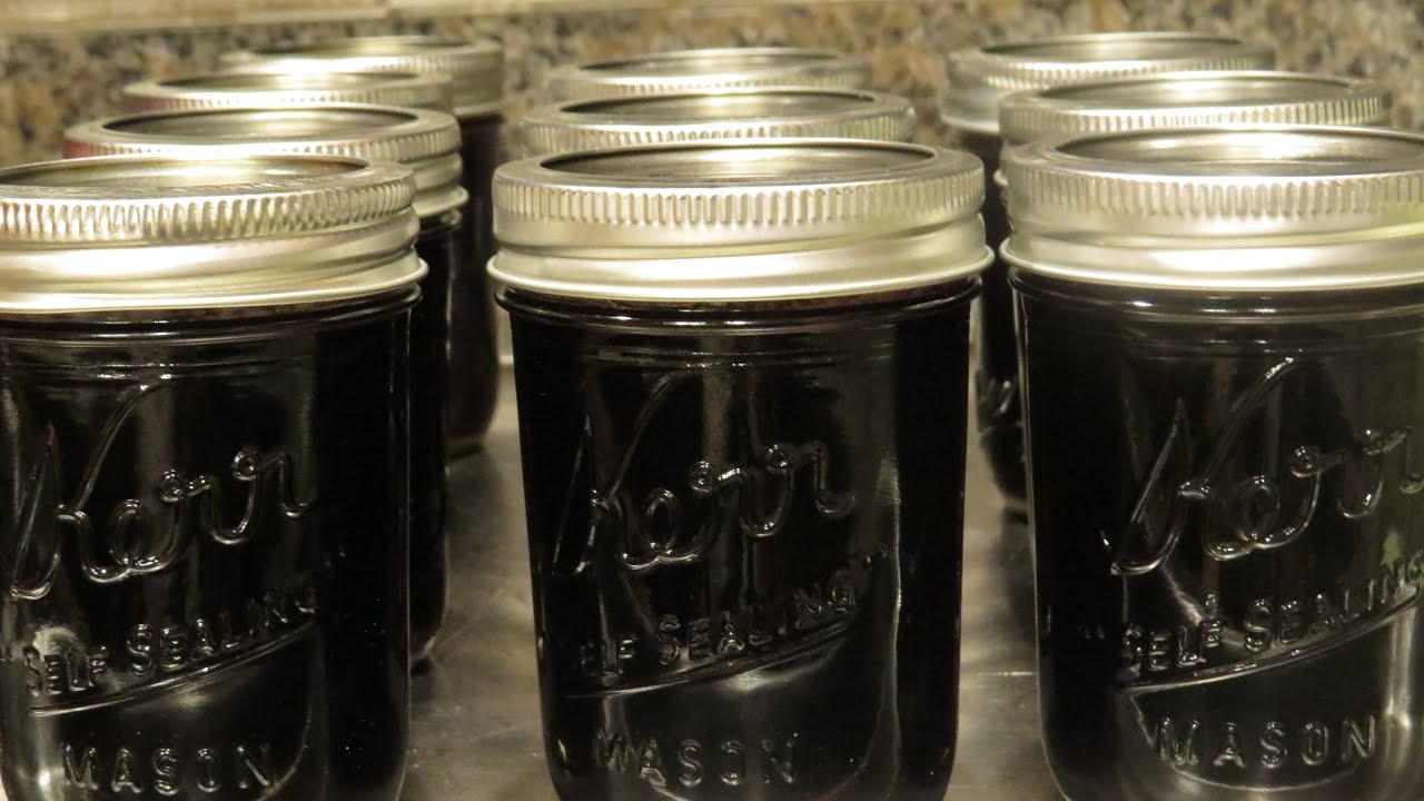 how to make grape jelly from grape juice